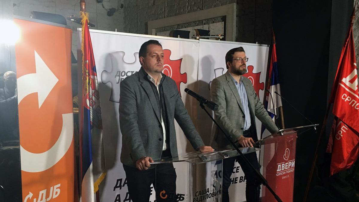 Srđan Nogo i Vojin Biljić: Izbori završeni uz mnogo neregularnosti