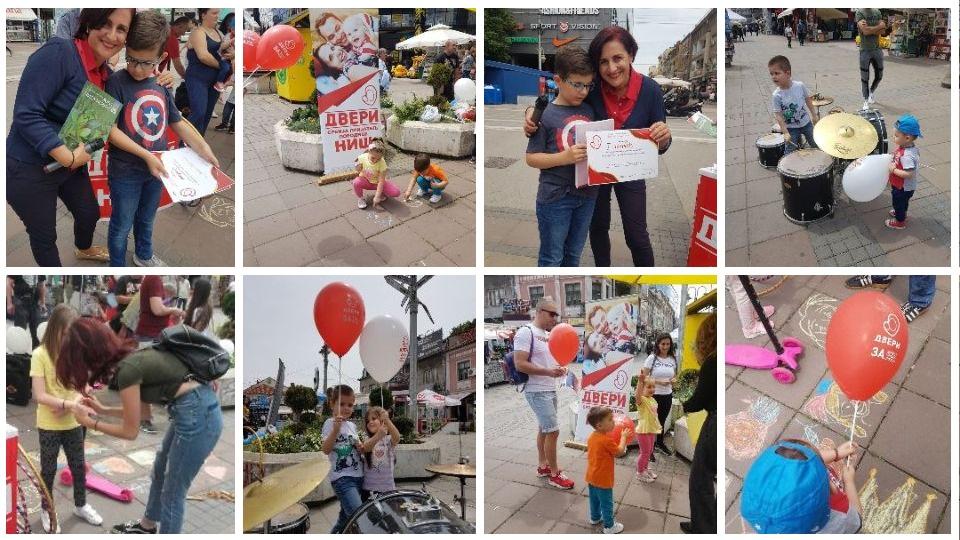 Tamara Kerković: Dan porodice u Nišu