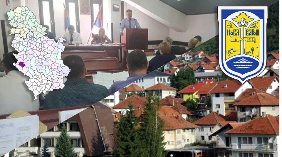 Finansiranje stranačkih medija iz budžeta opštine Nova Varoš