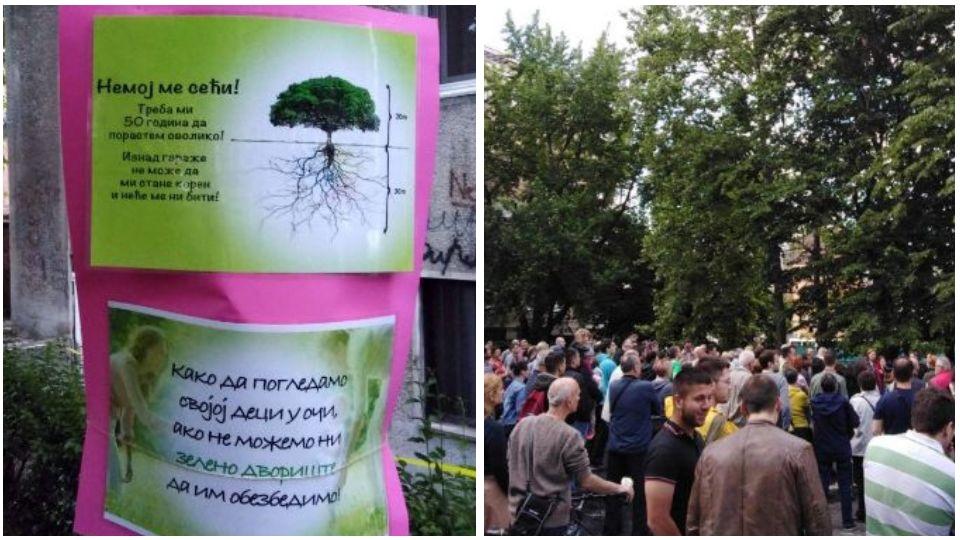 Stop daljem betoniranju Novog Sada!