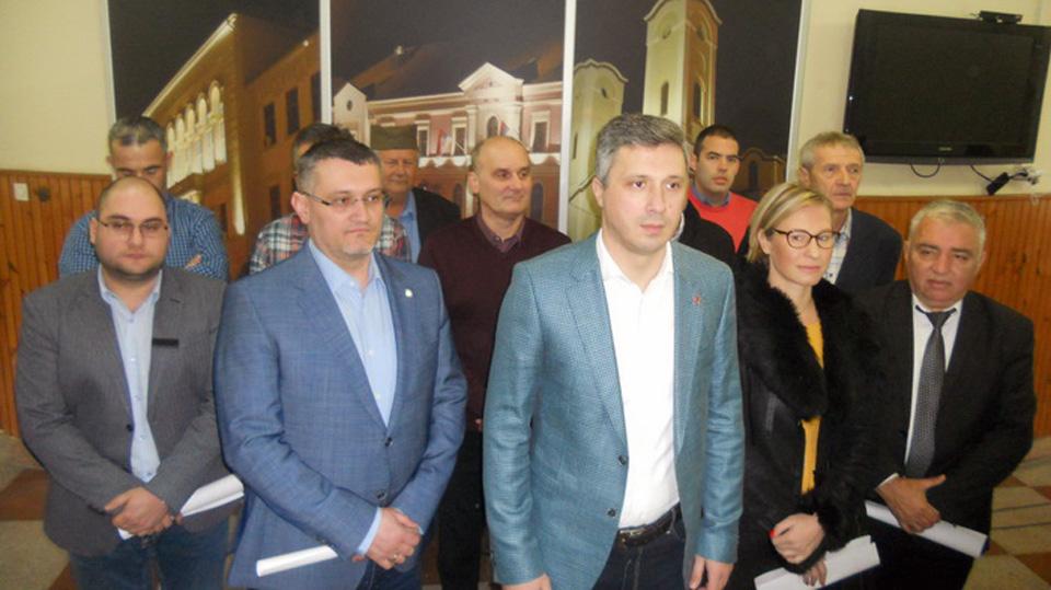 Odbornička grupa Dveri bojkotuje svečanu sednicu Skupštine grada Čačka