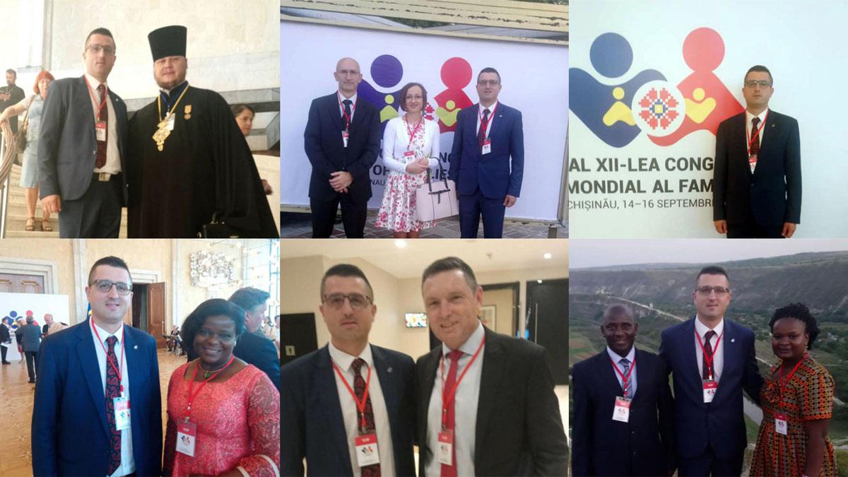 Dveri na Svetskom kongresu porodica u Moldaviji