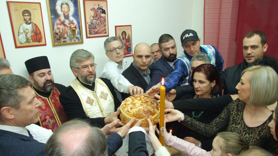Leskovac: Dveri proslavile Svetog Savu i 20 godina rada