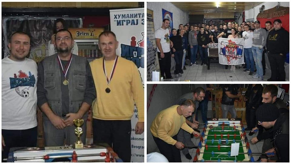 Omladina Dveri Svilajnac učestvovala na humanitarnom turniru