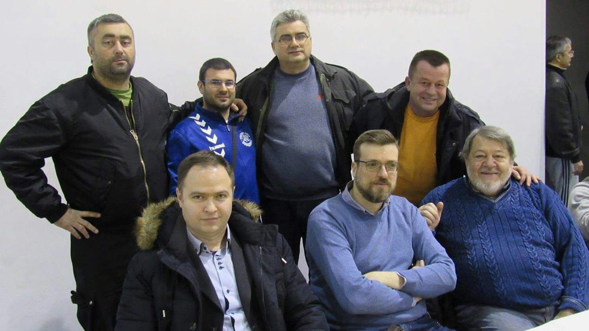 Srđan Nogo i Zoran Radojičić u poseti Paliluli