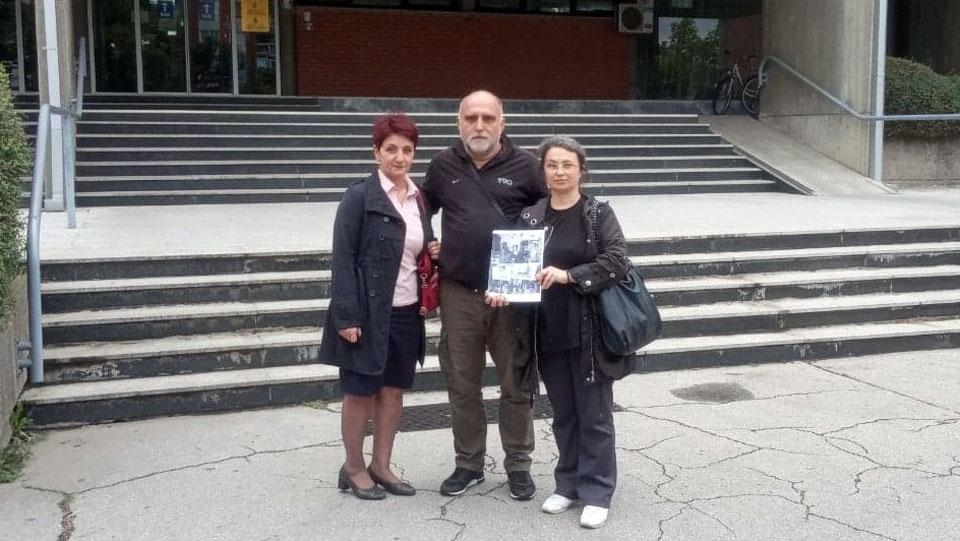 Dveri Sremska Mitrovica: Krivična prijava zbog vređanja verskih osećanja