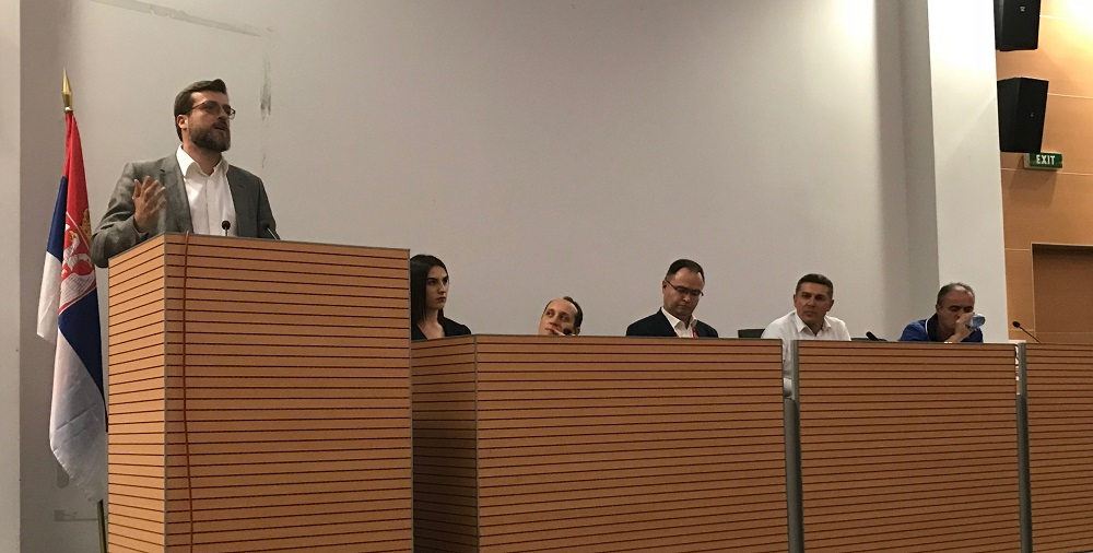 Tribina o Kosovu i Metohiji u Beogradu: Nema predaje