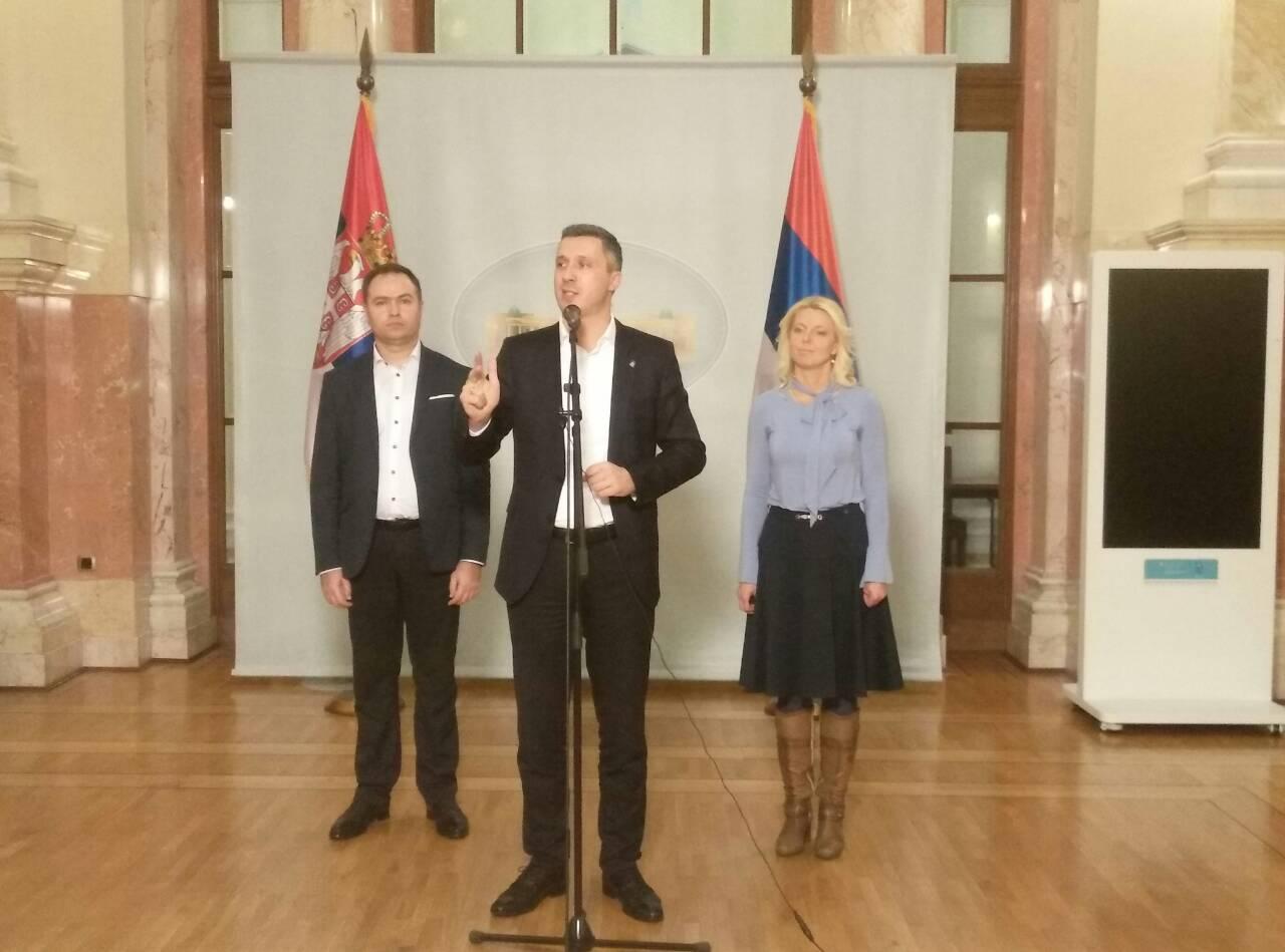 Boško Obradović: Ne priznajem Vučićev sud, već samo sud naroda