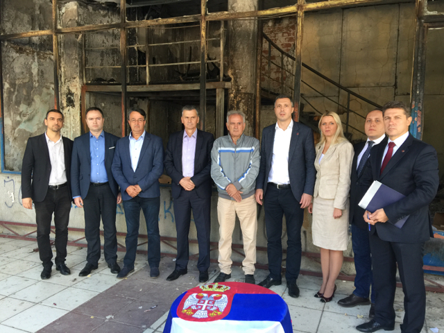 Dveri: Na Kosovu i Metohiji potpisana Deklaracija o odbrani AP KiM