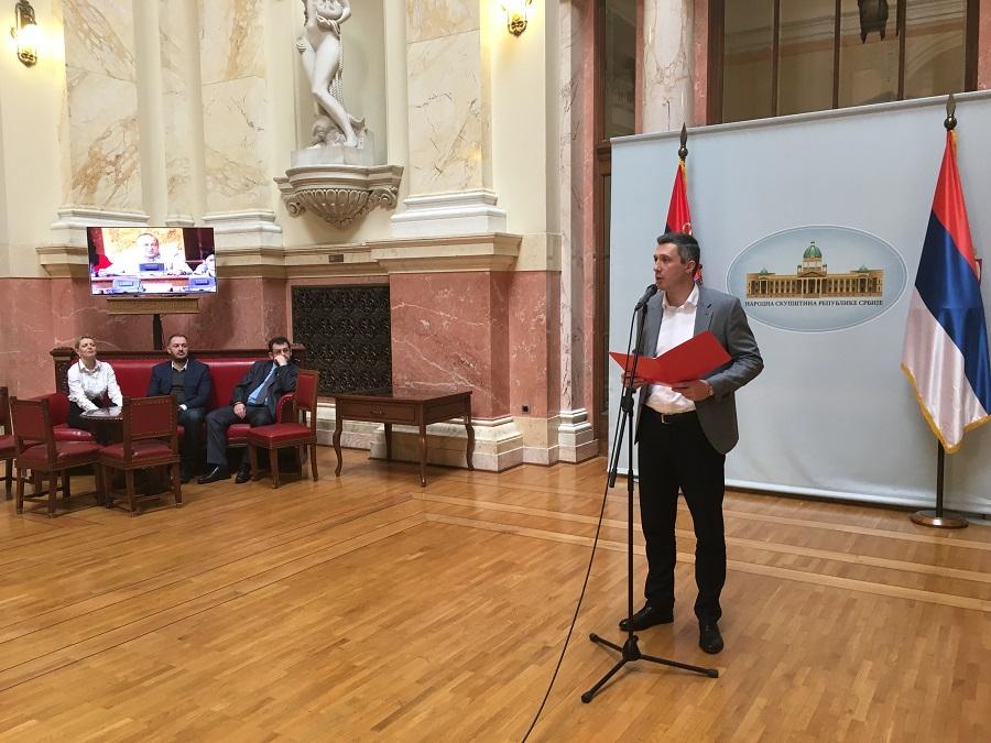 """Predsedništvo Dveri: """"Čestitamo"""" Aleksandru Vučiću, vrhunski je izveo izbornu krađu u Beogradu"""