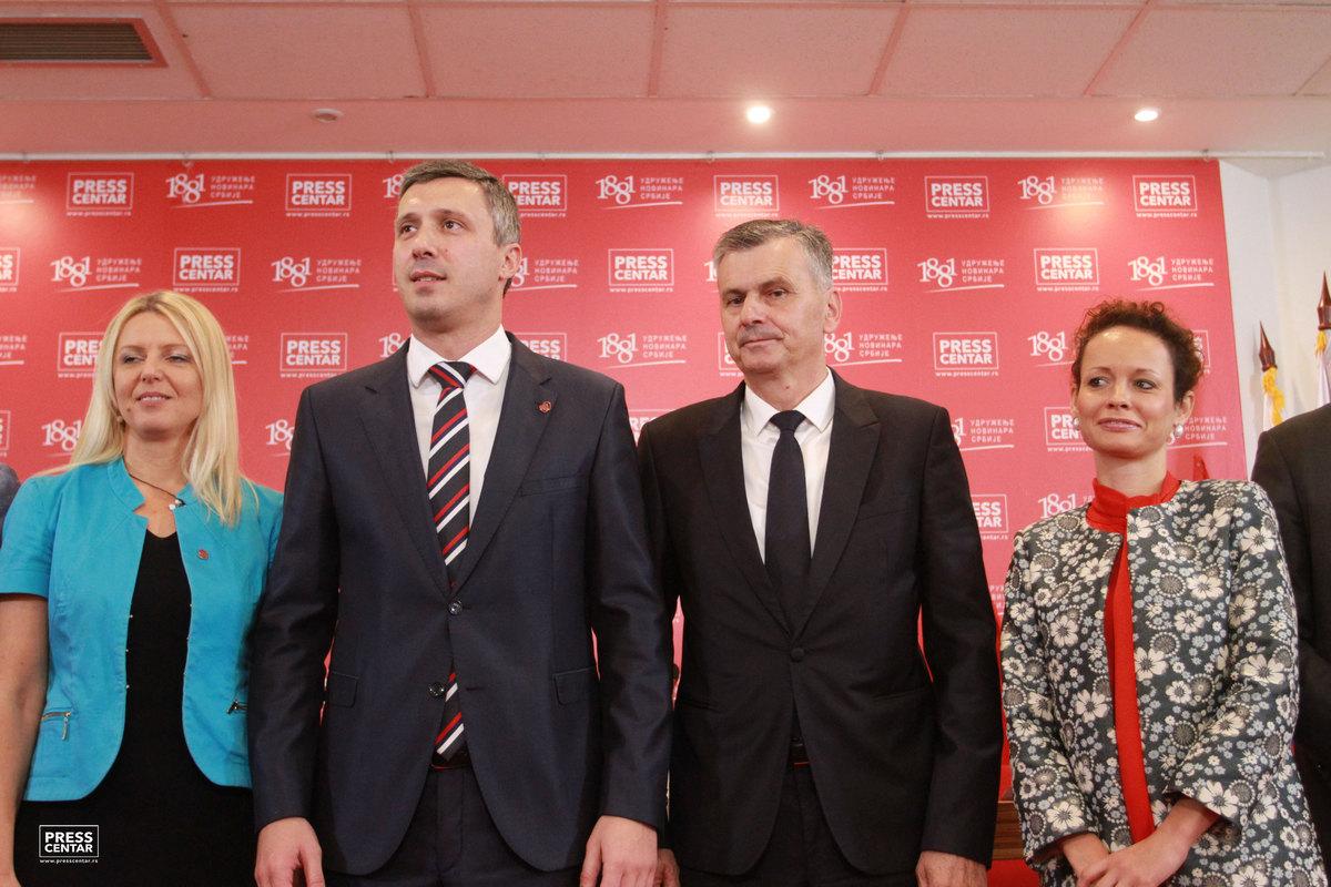 Boško Obradović: Ovo je nova politička nada za Srbiju
