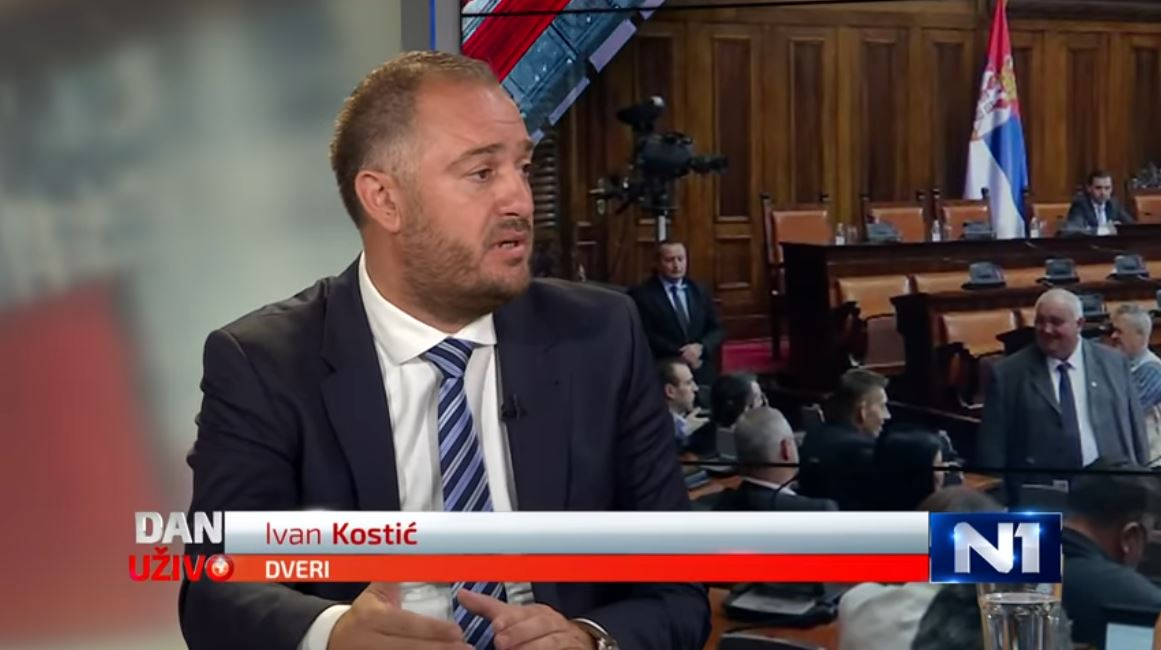 Ivan Kostić: Bojkot - jer ne želimo da budemo klovnovi u Vučićevom cirkusu