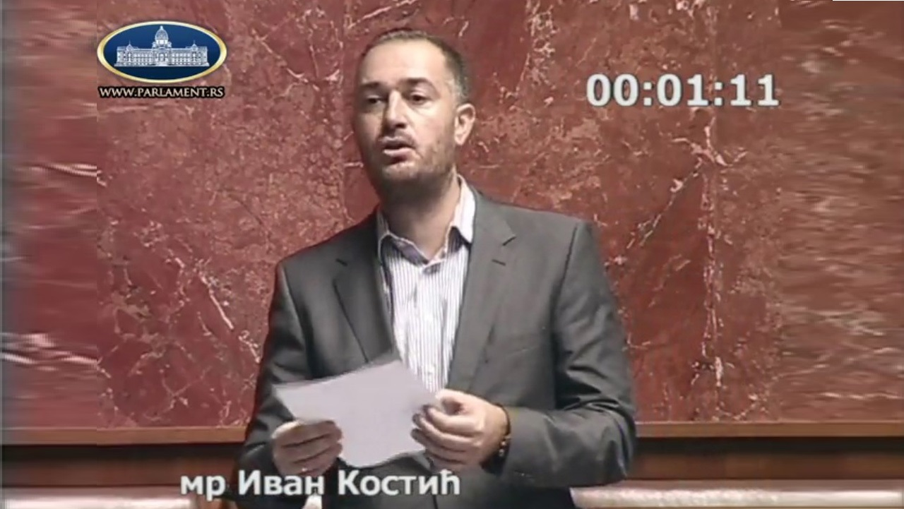 Ivan Kostić: Osuđujemo korišćenje žena u političkom nasilju SNS!