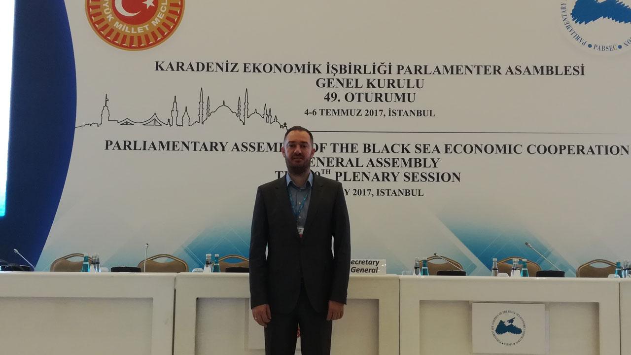Kostić govorio na skupštini Crnomorske ekonomske saradnje u Instanbulu