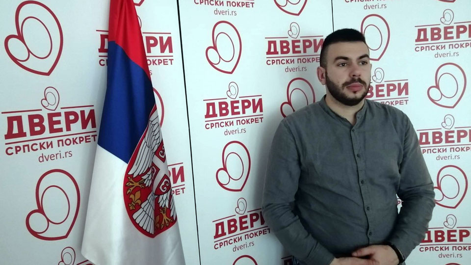 Ivan Vujčić predsedniku opštine Svilajnac
