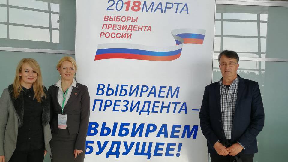 Delegacija srpskih posmatrača sa Krima krajnje pozitivno ocenila izbore