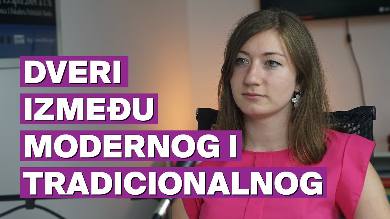 Jelena Vujanović u Talasnoj dužini - Dveri između modernog i tradicionalnog