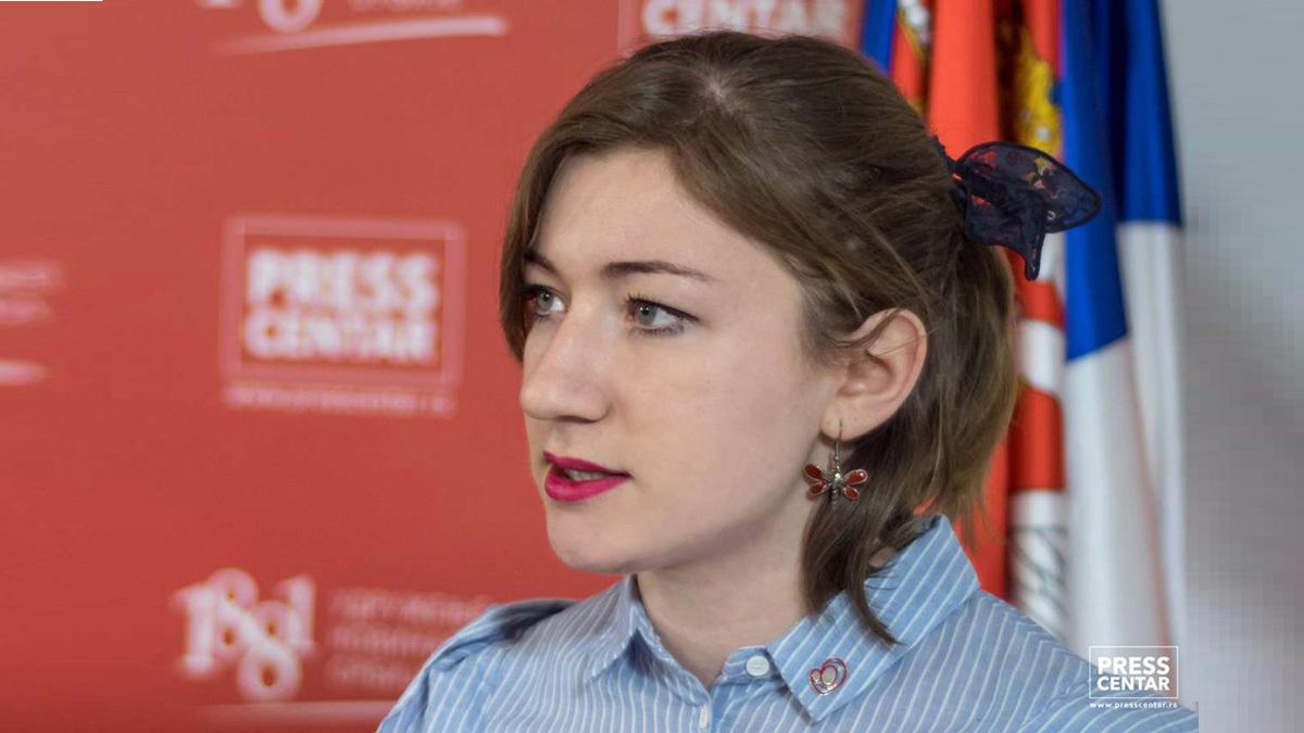 Jelena Vujanović: Predsedniče, ne uzimajte mlade kao alibi za izdaju