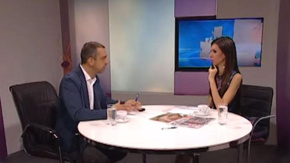 Jugoslav Kiprijanović, TV Naša, Uz jutarnju kafu, 30. maj 2019.