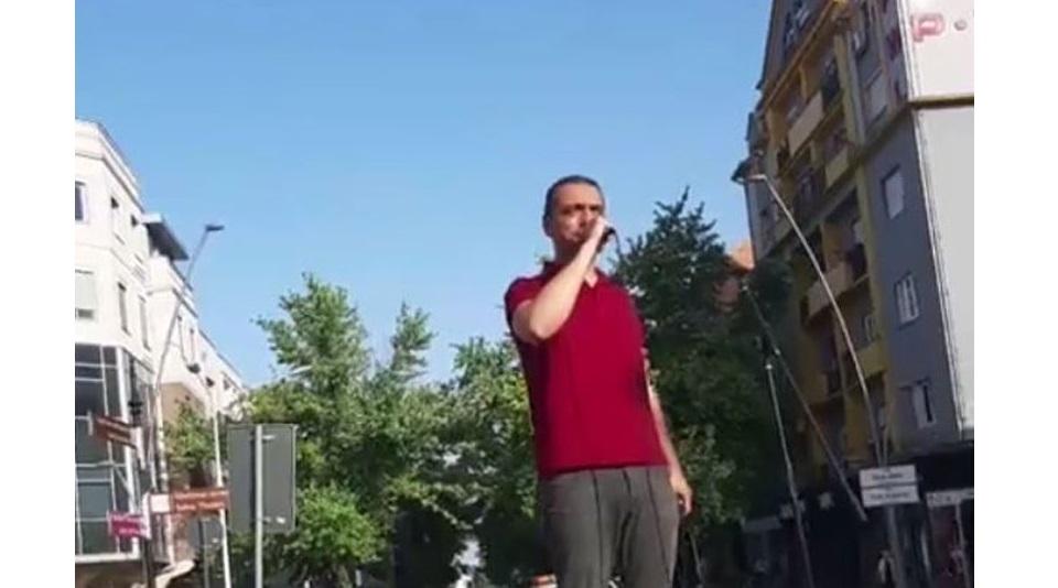 Jugoslav Kiprijanović u Šapcu: Pokazali smo da se ne bojimo