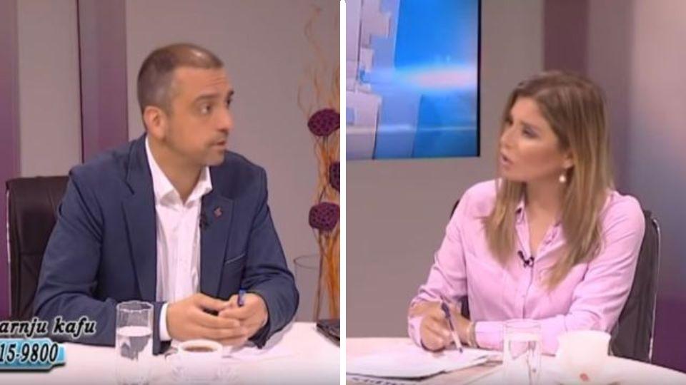 Jugoslav Kiprijanović, TV Naša, Uz jutarnju kafu, 02. maj 2019.