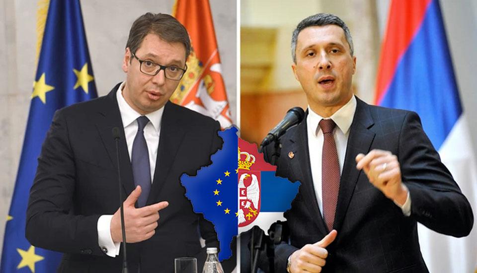 Boško Obradović: Vučić se ne zalaže za Balkansku Uniju već za Veliku Albaniju