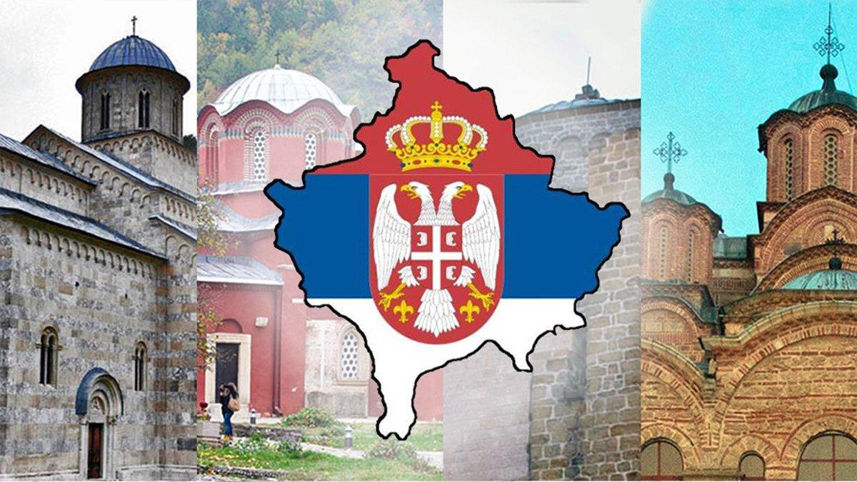 Dveri osuđuju izjavu Ane Brnabić da je Kosovo bilo Srbija
