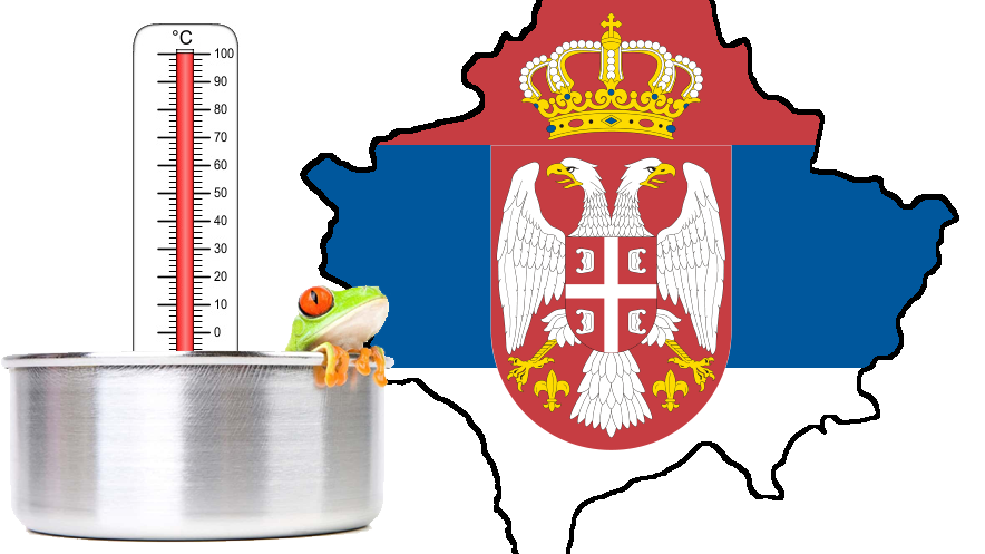 Nezavisno Kosovo – Skuvana žaba