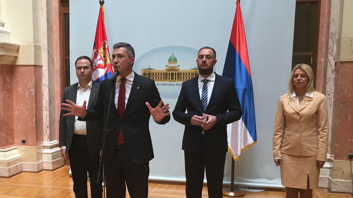 SNS smenio Ivana Kostića sa mesta predsednika Odbora zbog dolaska Poklonskaje