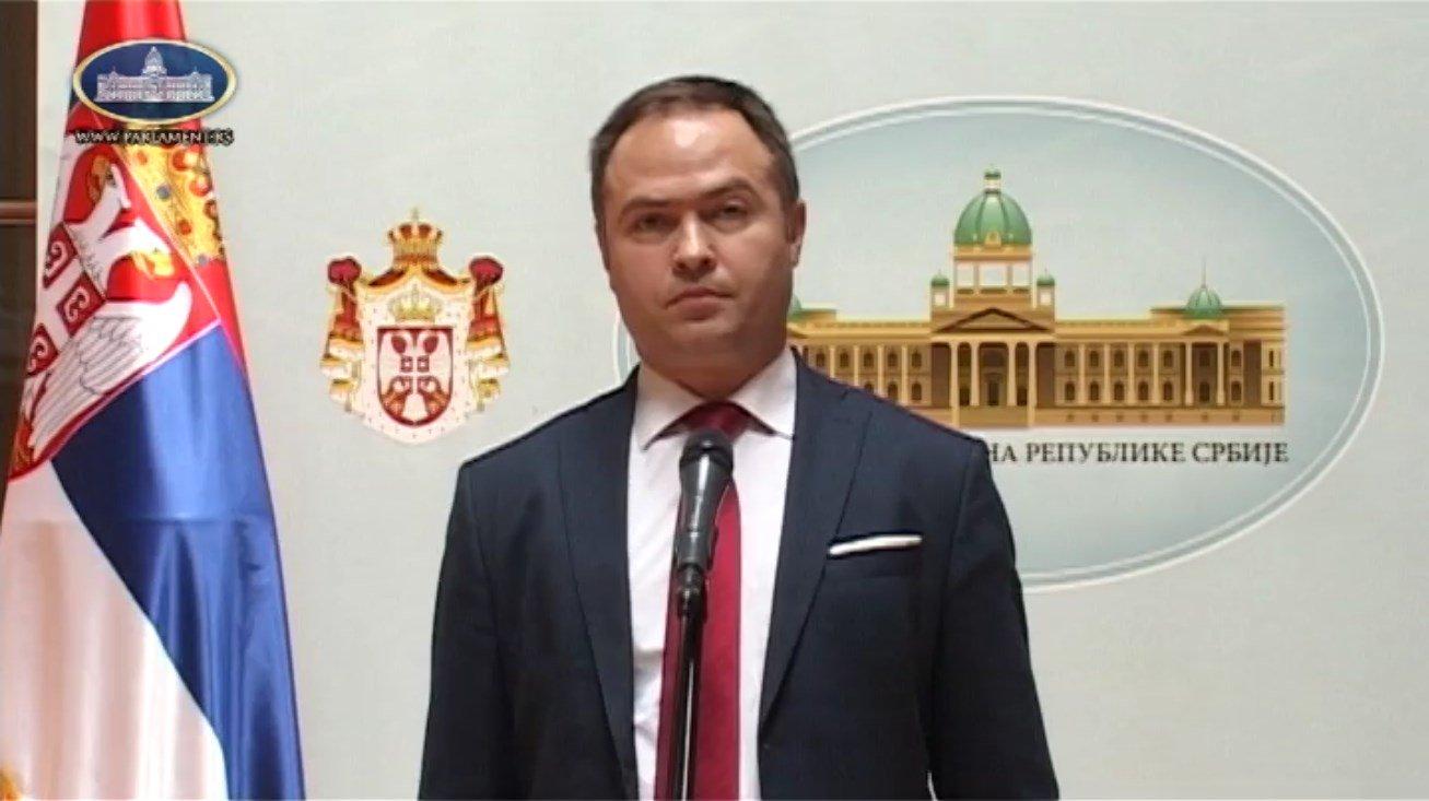 Dveri: Najoštrije osuđujemo hapšenje kapetana V. M. pripadnika Vojske Srbije