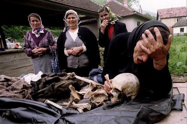 Marija Janjušević: Negiram genocid u Srebrenici
