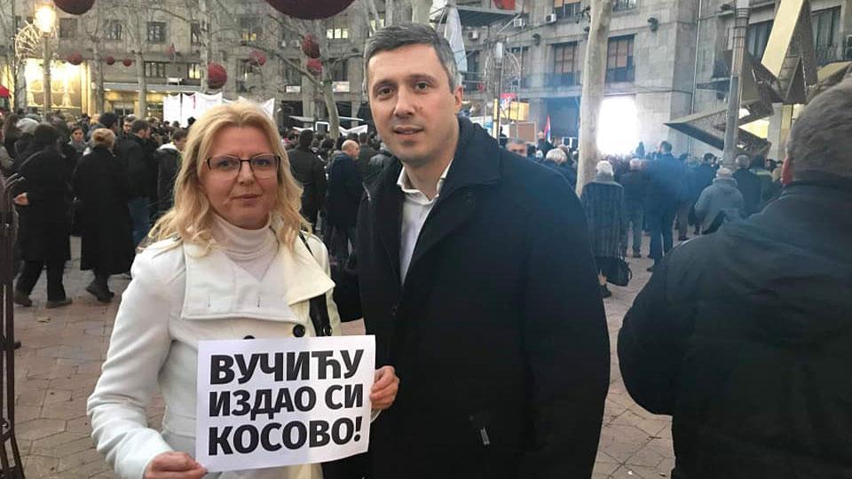 Marija Janjušević: Vlast priželjkuje sukobe u opoziciji