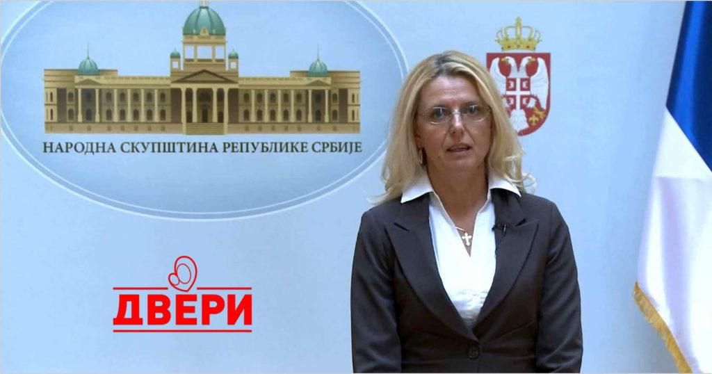 Marija Janjušević: Trenutak je za okupljanje, nikako za razdor među svojima