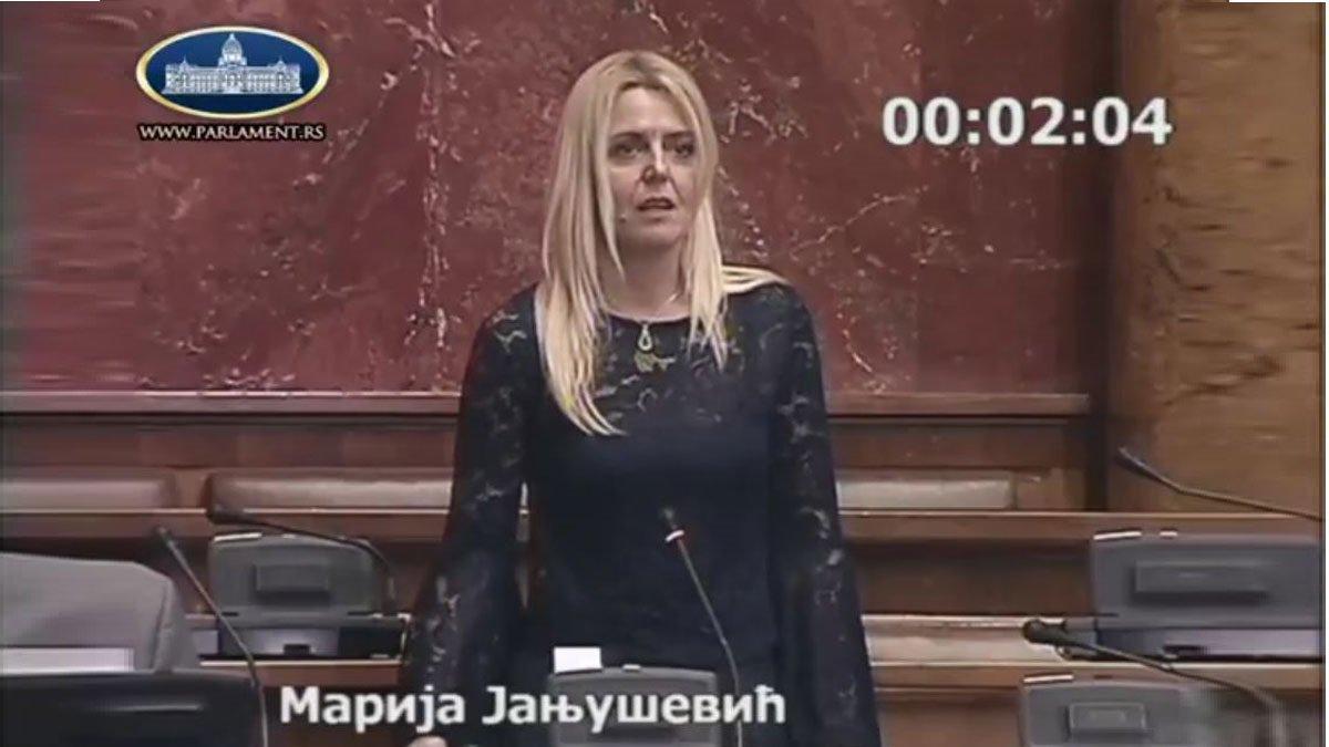 """Marija Janjušević: Kako ćete sprečiti da Srbija postane """"parking za migrante"""""""