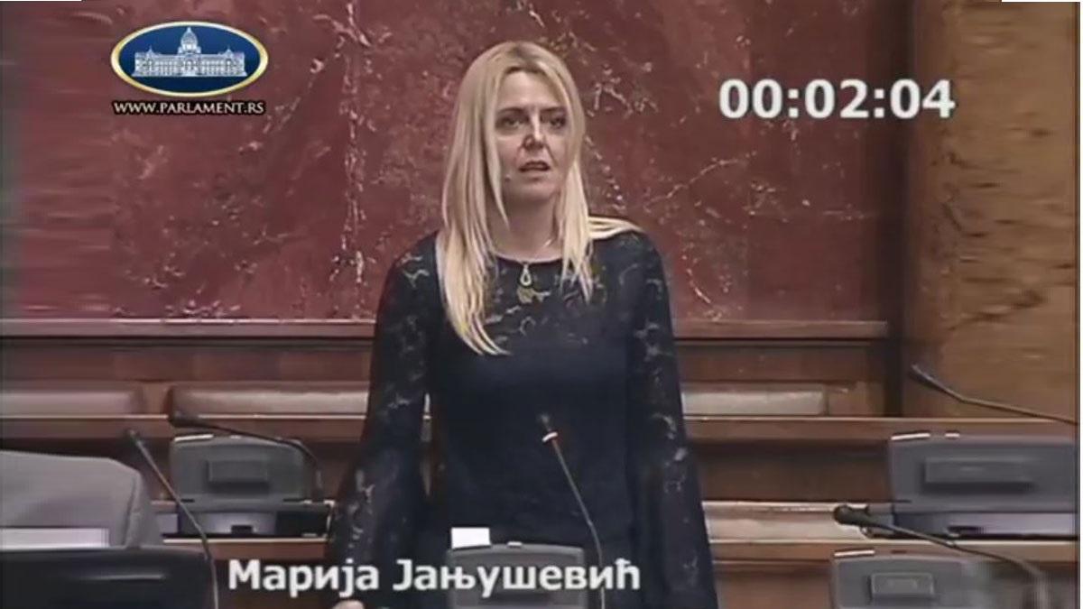 Marija Janjušević postavila važna pitanja o zdravstvu, porodici i kulturi