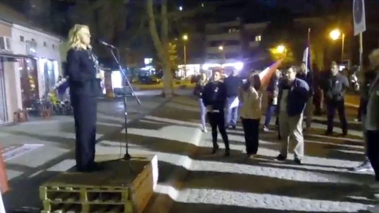 Janjušević iz Knjaževca poručila: Zatvori koje imamo, neće biti dovoljni za sve iz SNS