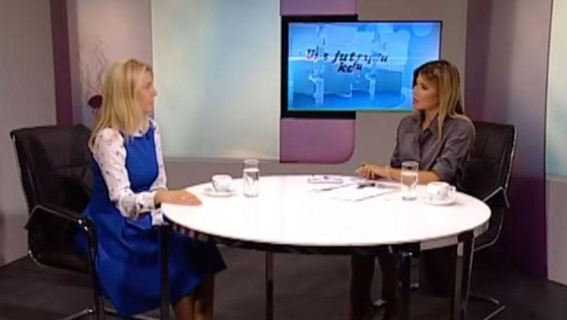 """Marija Janjušević u emisiji """"Uz jutarnju kafu"""": """"Vučić preko bivših članova Dveri pokušava da nas ukine i spreči bojkot izbora"""""""