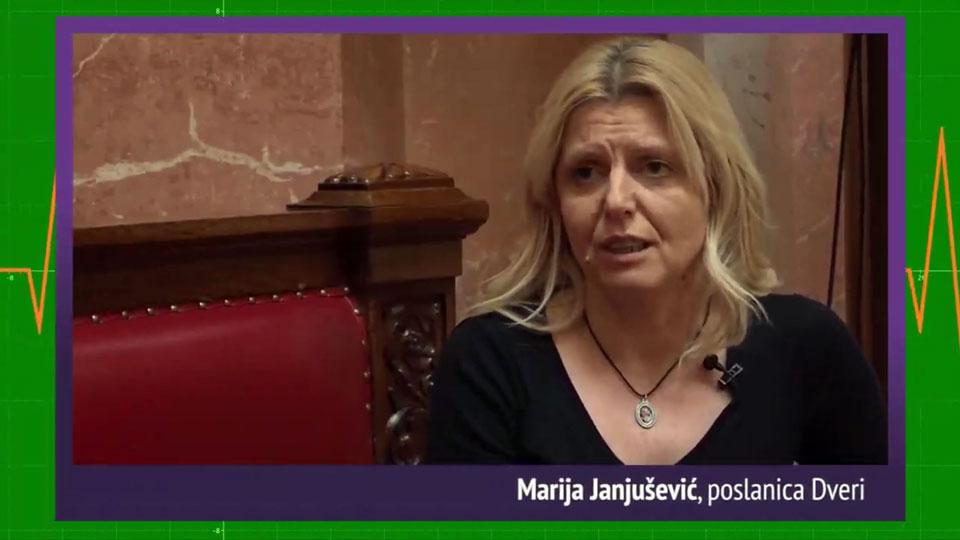 Marija Janjušević – emisija Bolni rez