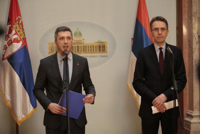 Boško Obradović: Opozicija smo sistemu - donosimo promene
