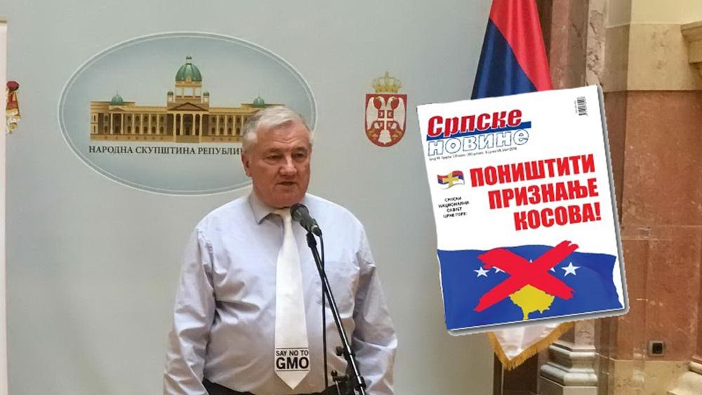 Prof. dr Ševarlić podržao inicijativu Srpskog nacionalnog savjeta Crne Gore