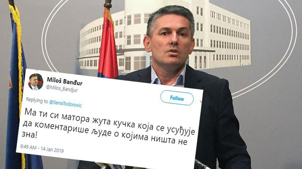 """Da li će Ana Brnabić i zamenika gradonačelnika Niša da nazove """"talibanom"""" jer vređa žene?"""