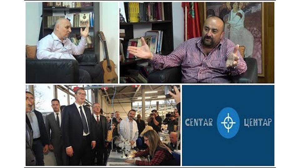 Milovan Jakovljević u Centru: Neću da mi unuci rade kod Turčina za 200 evra