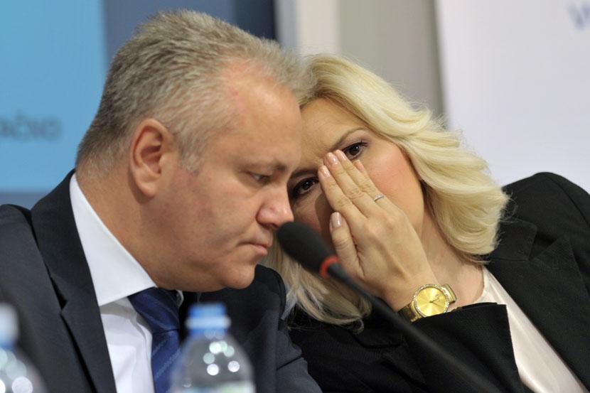 Boško Obradović: Zorana Mihajlović je strani agent u Vladi Srbije