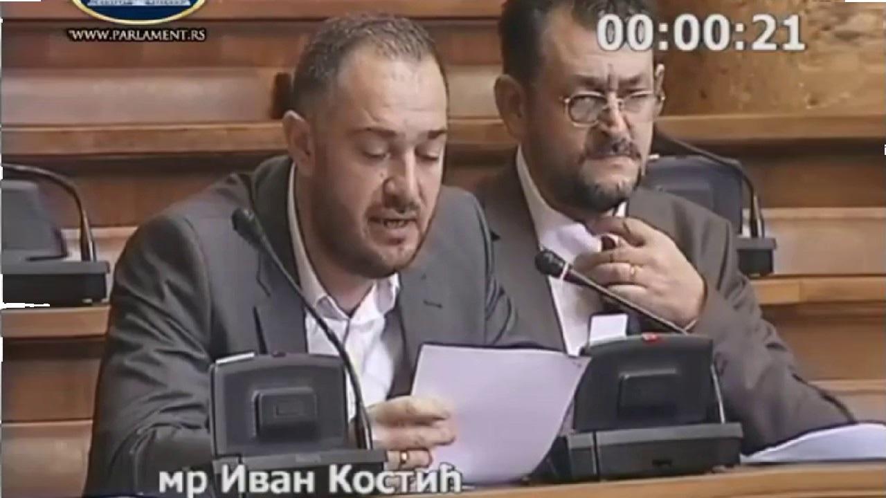Ivan Kostić:  Upravo Vučić i njegovi politički poslušnici najviše maltretiraju i ponižavaju žene