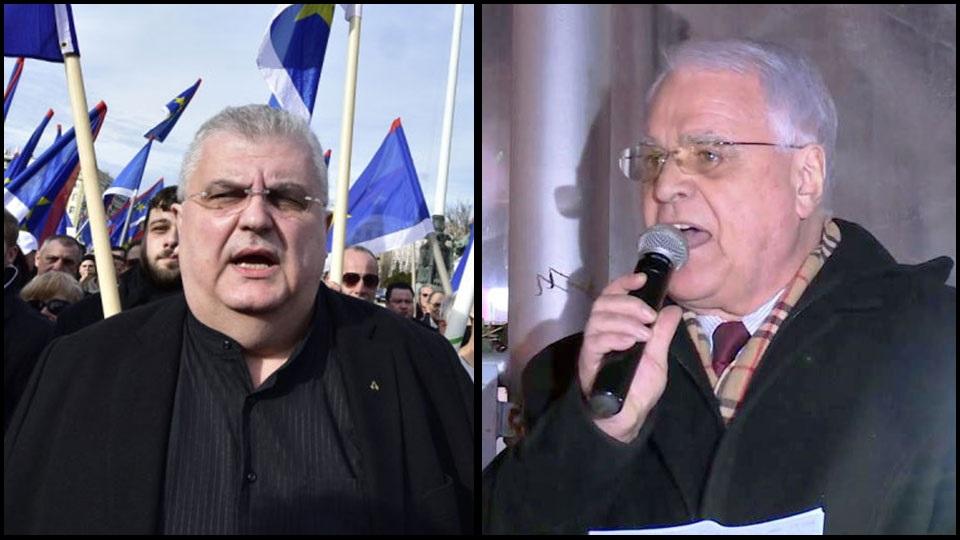 Dveri: Ne znamo šta LSV i LDP traže na protestima