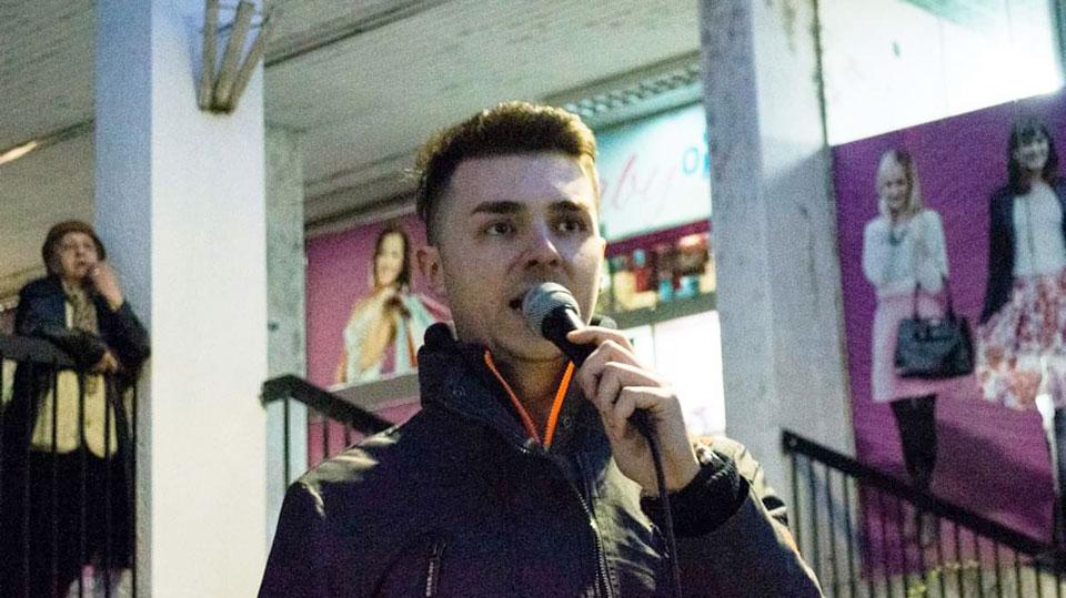 Nikola Đurić u Smederevu: Mi se nećemo povući