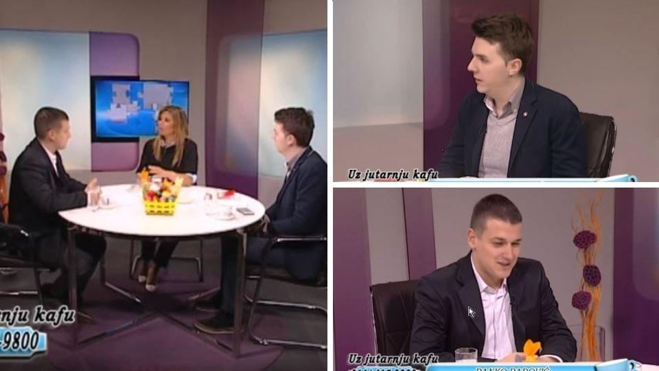 Nikola Đurić i Ranko Radović – Uz jutarnju kafu – 29.04.2019.