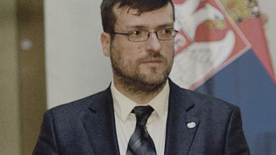 Disciplinska komisija isključila Srđana Noga iz Dveri