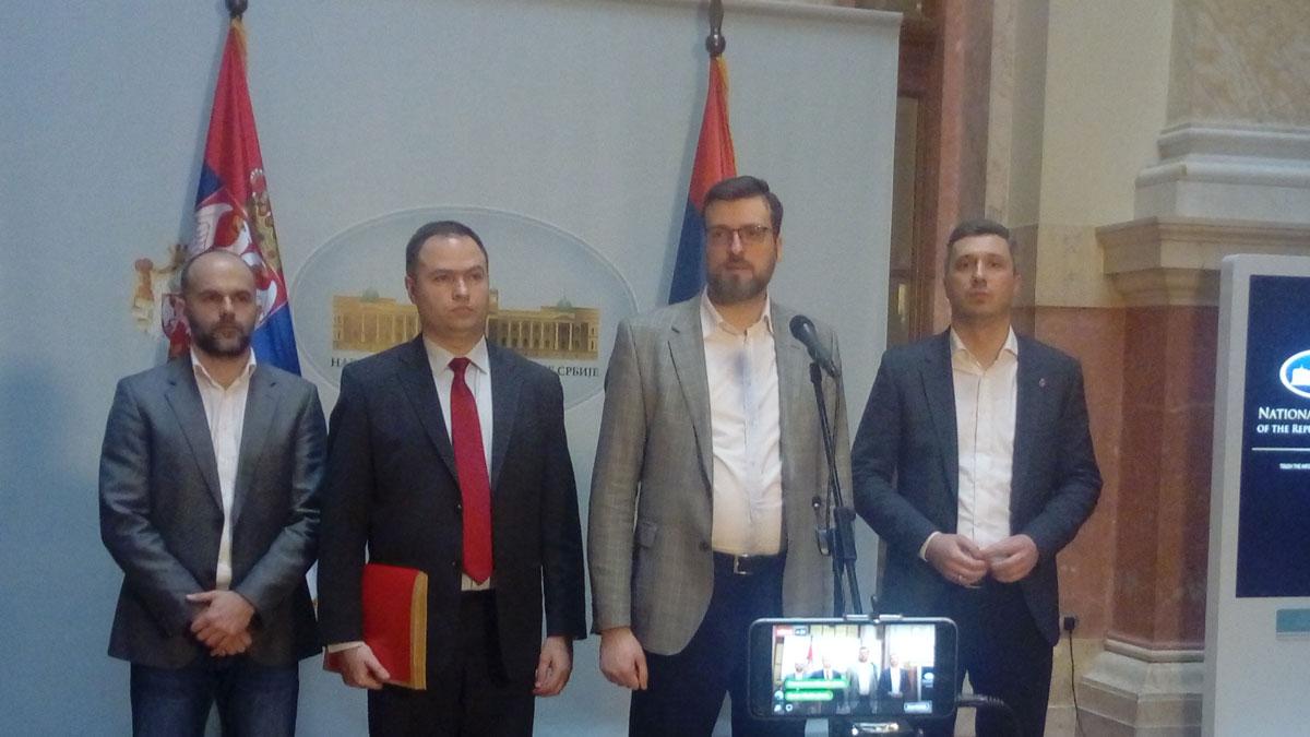 Srđan Nogo: Aleksandar Vučić agent CIA