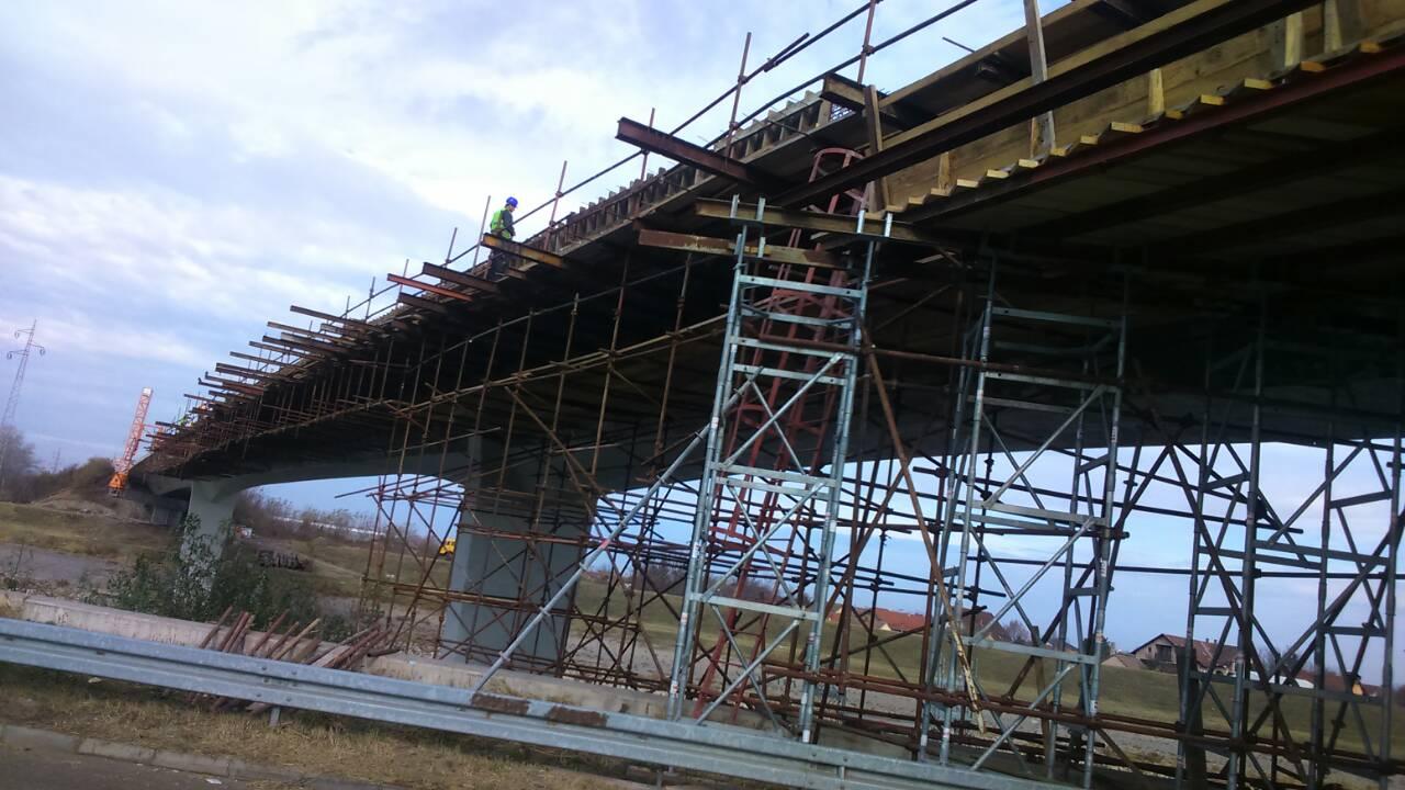 Prokleta Jerina bi brže rekonstruisala  Sentandrejski most